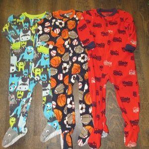 Carter's pajamas boy size 24 months